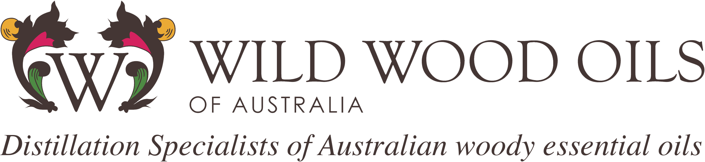 Wild Wood Oils of Australia logo